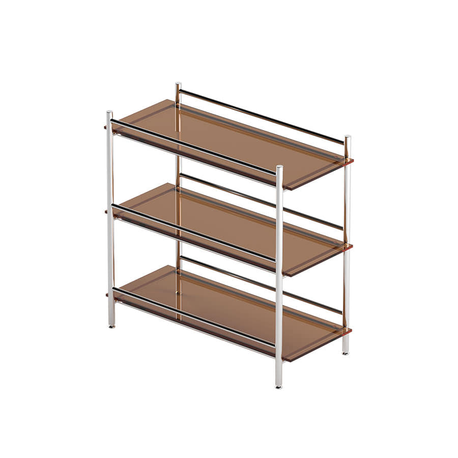 MIHLA 3-tier Shelves